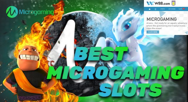 Microgaming Review Perpustakaan Game Kasino Online